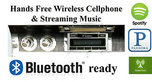 1963 1964 Cadillac Am Fm Bluetooth New Stereo Radio Ipod Usb Aux In 300 Watts