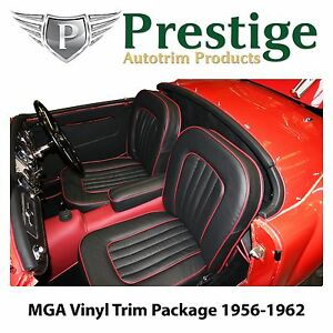 Mga Roadster Carpet Set Seat Covers Trim Panels Interior Trim Package 1956 1962