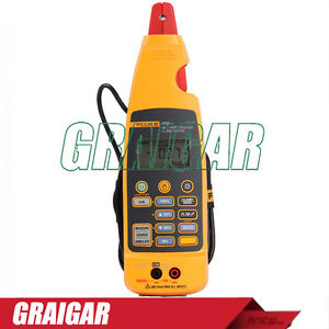 New Milliamp Process Clamp Meter Tester Fluke 772 Clamp Meter For Plc
