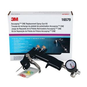 Accuspray One Replacement Spray Gun 3m 16579 Brand New