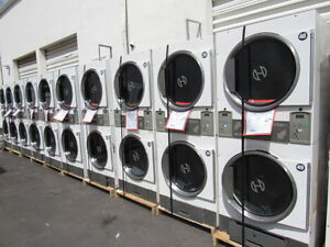 30lb Huebsch Stack Dryers Esd Card System