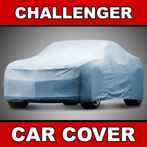Dodge Challenger Coupe 2015 2016 2017 2018 2019 Car Cover Best Custom Fit