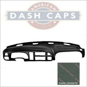 1998 2001 Dodge Ram 1500 2500 3500 Dash Cap Plus 2 5 Bezel Cap Dark Granite