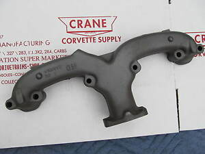 1957 Corvette 3733976 Rh Fuel Injection Rochester Exhaust Manifold