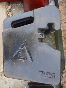 Allis Chalmers 62 lb Suitcase Weight 267881 For 7000 Series Tractors S acsc 4