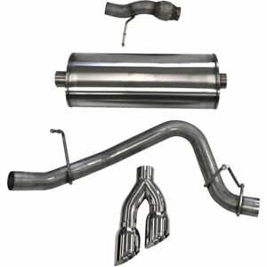 Corsa Exhaust System New For Chevy Chevrolet Tahoe Gmc Yukon 2015 2017 14859