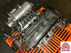 96 97 98 Honda Crv 2 0l Dohc Engine Jdm B20b Low Compression Crx Civic Integra