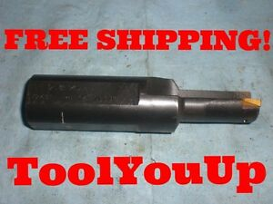 Boring Bar Coolant Fed Thru 072438 Machinist Tooling Machine Shop Tools