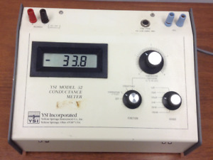 Ysi Model 32 Conductance Meter