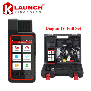 Launch X431 Diagun Iv Obd2 Auto Code Reader Scanner Car Diagnotist Scan Tool