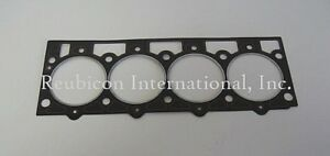 Mahindra Tractor Cylinder Head Gasket old Type 4 Cyl 0084