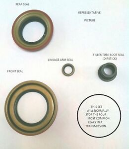 Th 400 Transmission External Seal Set 1964 and Up chevy Only