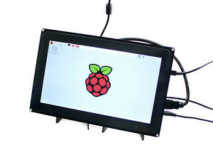 Raspberry Pi 3 10 Touch Screen Display 10 1inch Hdmi Lcd H with Case