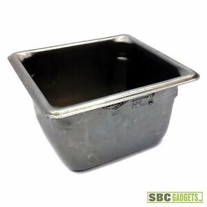 lot Of 7 Vollrath Super Pan V 1 6 Size Stainless Steam Table Pan p n 30642