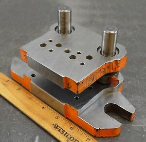 Producto Punch Press Die Shoe Tooling Pneumatic Die Frame Air Bench Press