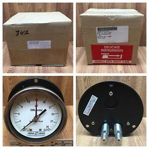 Versa 4 5 Differential Pressure Gauge 0 30 Psi 6685014074374 Pn 4164apd3 rh