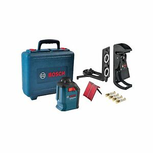 Bosch Gll 2 20 Dual Crossline Self leveling Plumb Laser With Priority Mail