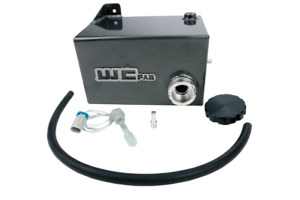 Wcfab Oem Placement Coolant Tank Kit For 01 07 6 6l Lb7 Lly Lbz Duramax Diesel