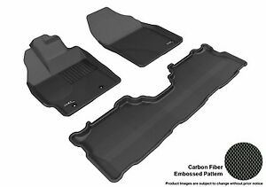 Digital Fits Toyota Prius V Akcg81560 3d Anti Skid 1 Set Black Waterproof Molded