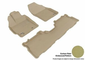 Digital Fits Toyota Prius V Akcg81553 3d Anti Skid 1 Set Tan Waterproof Molded C