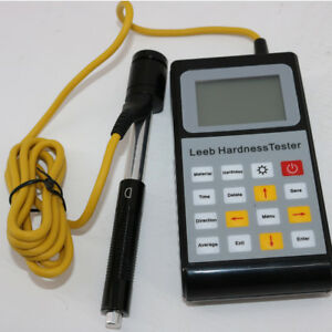 New Portable Digital Leeb110 Leeb Hardness Tester Lcd With Backlight