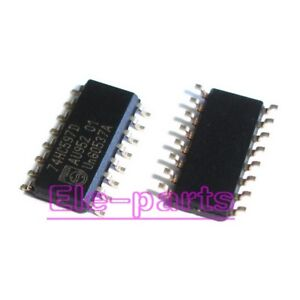 100 Pcs 74hc597d So 16 74hc597 Hc597 8 bit Shift Register With Input Flip flops