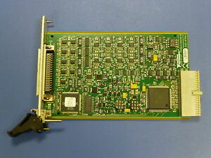 National Instruments Pxi 6704 Ni Daq Card 16 bit Static Analog Output 32 Ch