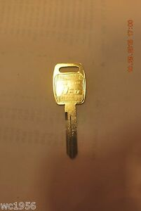 Ilco P1108 Nickel Plated Brass Keyblank For Saturn And Others Equiv To B88