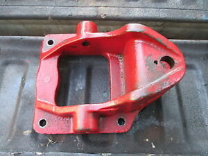 Ih International Farmall Tractor Hitch Pivot Mount Suport 544 656 666 Hydro 70
