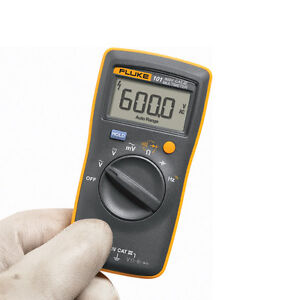 Fluke Pocket Digital Multimeter Fluke101 Kit Esp