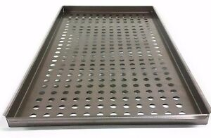 Tuttnauer 3870 Large Tray Stainless Autoclave Sterilizer Tray 3870m 3870e 3870ea