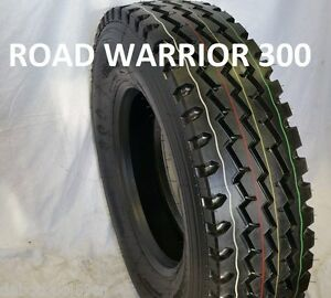 4 Tires 11r22 5 H 16 146 143m New Steer All Position Truck Tires 11225 300