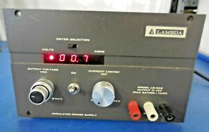 Lambda Insulated Power Supply Model Lq 530