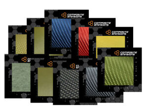 Fabric Made With Kevlar Samples