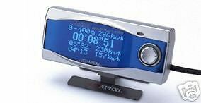 Apexi Apex Rsm Rev Speed Meter Blue Screen 405 A912