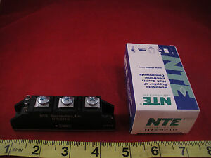 Nte 5710 Thyristor 1 2 Kv 150ma 55a Module 7 Pins 55 Amp Nte5710 Relay Power New