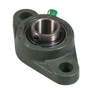 Ucfl207 23 1 7 16 2 Bolt Flange Block Mounted Bearing Unit qty 2