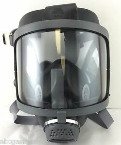 Scott sea Domestic Preparedness Front Port 40mm Nato Nbc Gas Mask new