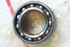 1 New Skf Ball Bearing Pair 6007 dbga