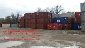 40ft High Cube Shipping Container Fort Worth Tx