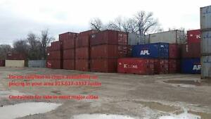 40ft Shipping Container Fort Worth Tx