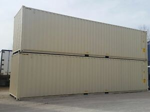 New 40ft High Cube Shipping Container Fort Worth Tx