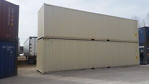 New 40ft Shipping Container Fort Worth Tx
