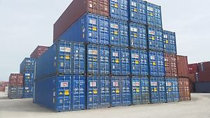 40ft Shipping Container Omaha Ne