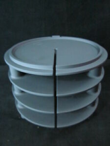 Oem Part Svg Thermco 911055 001 Pedestal Baffle sic avp 200mm High Temp Silicon