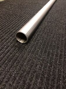 1 3 4 Stainless Steel Exhaust Straight Tubing 1 75 Outside Diameter 5 Long