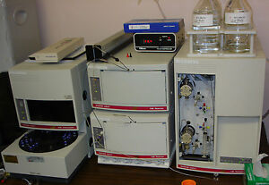 Two Hplc Systems Beckman Fully Functional Computer soft Turn key Many Extra