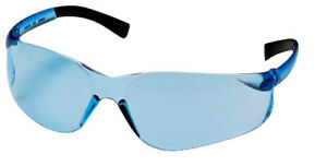 Pyramex Ms97139 Ztec Safety Glass W Infinity Blue Lens 12 box 6 Boxes