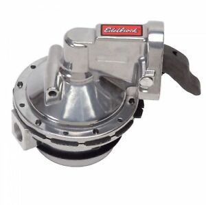 Edelbrock 1721 Performer Rpm Series Mechanical Fuel Pump For Small Block Chevy