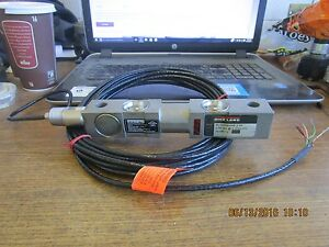 New Rice Lake Weighing Systems Load Cell For Scale Rl75016whe 2 5k